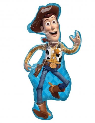 Ballon en aluminium géant Woody Toy Story™ 110 x 55 cm
