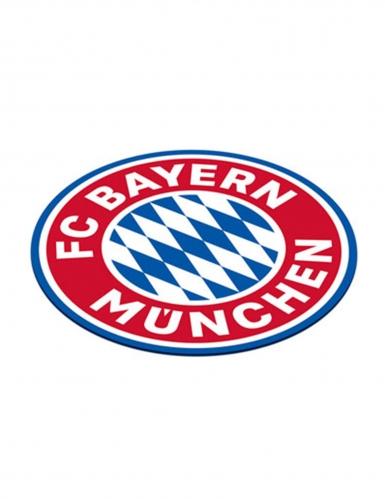 12 Dessous de verre en carton FC Bayern Munich™ 10 cm