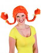 Vous aimerez aussi : Perruque orange femme