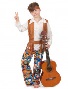 Vous aimerez aussi : Déguisement hippie marron garçon
