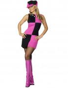 Vous aimerez aussi : Déguisement disco femme rose