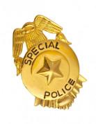 Vous aimerez aussi : Badge de police or