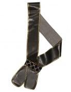 Porte épée de pirate adulte en tissu plastifié