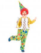 D�guisement clown joyeux gar�on
