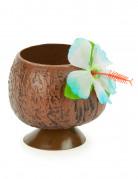 Vous aimerez aussi : Coupe Hawaï noix de coco fleur bleue