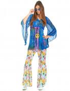 Vous aimerez aussi : Déguisement flower power hippie femme