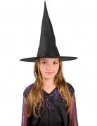 Vous aimerez aussi : Chapeau sorcière noir enfant halloween