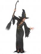 Vous aimerez aussi : Déguisement long sorcière femme Halloween