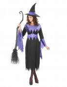 Vous aimerez aussi : Déguisement sorcière avec chapeau femme Halloween