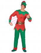 Vous aimerez aussi : Déguisement elfe homme Noël