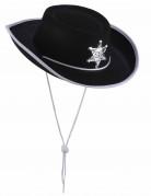 Vous aimerez aussi : Chapeau cowboy noir enfant