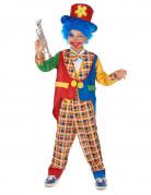 D�guisement clown joyeux enfant