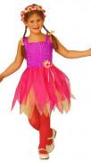 Déguisement fée ballerine fuchsia fille