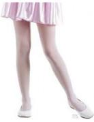 Collants opaques roses enfant