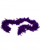 Boa violet