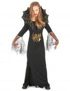 Vous aimerez aussi : Déguisement sorcière araignée dorée fille Halloween