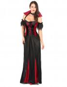Vous aimerez aussi : Déguisement vampire femme Halloween
