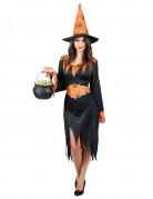 Vous aimerez aussi : Déguisement sorcière araignée femme Halloween