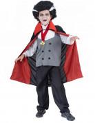 Vous aimerez aussi : Déguisement vampire garçon gris Halloween