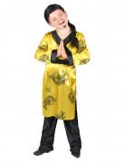 Déguisement chinois garçon