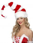 Vous aimerez aussi : Bonnet rayé rouge et blanc adulte Noël