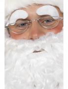 Lunettes Père Noël adulte en métal