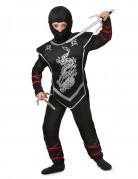 Vous aimerez aussi : Déguisement ninja dragon argenté garçon
