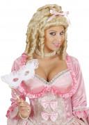 Perruque blonde princesse femme