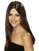 Vous aimerez aussi : Perruque longue châtain femme 44 cm