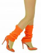 Jambières oranges femme