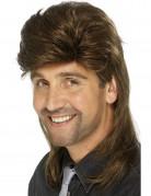 Vous aimerez aussi : Perruque mulet marron homme