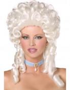 Vous aimerez aussi : Perruque bouclée baroque blanche femme