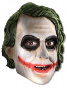 Masque 3/4 Joker the Dark Night™ adulte
