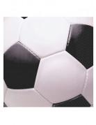 16 Serviettes en papier Ballon de foot33 x 33 cm