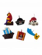 Vous aimerez aussi : 6 Bougies pirate