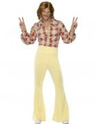 Vous aimerez aussi : Déguisement disco années 70 jaune homme