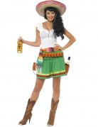 Vous aimerez aussi : Déguisement serveuse mexicaine femme