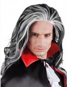 Vous aimerez aussi : Perruque noire et blanche homme