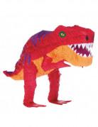 Piñata T-Rex rouge 58 x 29 x 23 cm