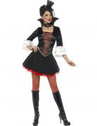 Déguisement court vampire femme Halloween