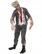 Vous aimerez aussi : Déguisement zombie écolier homme Halloween