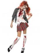 Vous aimerez aussi : Déguisement écolière zombie Halloween femme