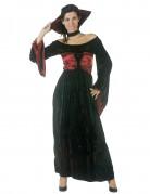Déguisement vampire à corset femme