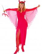 Vous aimerez aussi : Déguisement diablesse rouge femme Halloween
