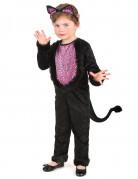 Vous aimerez aussi : Déguisement chat imprimé léopard fille