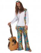 Vous aimerez aussi : Déguisement hippie motifs colorés homme