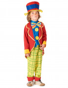 D�guisement clown amusant gar�on