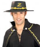 Chapeau Zorro™ Adulte