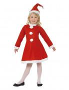 Vous aimerez aussi : Déguisement Mère Noël robe pompons fille
