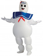 Déguisement gonflable bibendum Chamallow Ghostbusters™ adulte
